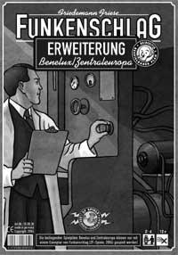 Funkenschlag - Benelux/Zentraleuropa (Erw.)