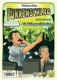 Funkenschlag: Die Aktiengesellschaften (Erw. 10)
