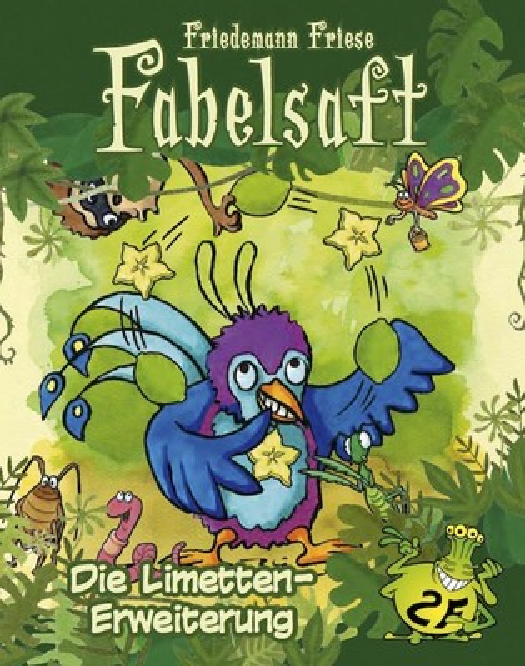 Fabelsaft: Die Limetten-Erweiterung (Erw.)