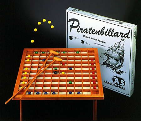 Piratenbilliard