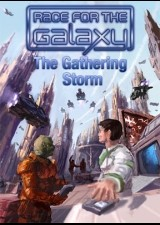 Race for the Galaxy: The gathering Storm (Exp.) (engl.)