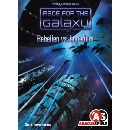 Race for the Galaxy: Rebellen vs. Imperium (Erw.)
