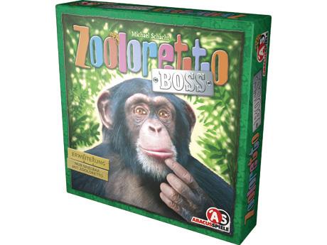 Zooloretto: Boss (Erw.)