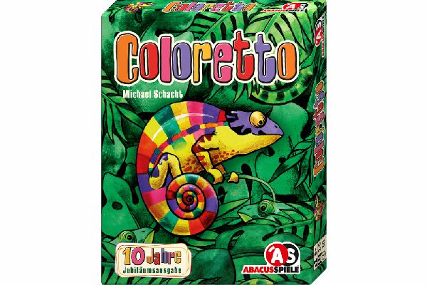 Coloretto Jubiläumsedition