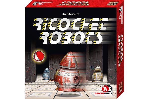 Ricochet Robots - Rasende Roboter (Neuauflage)