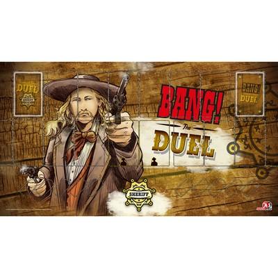 Bang! The Duel Spielmatten-Set