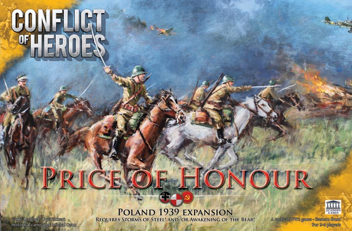 Conflict of Heroes: Price of Honour - Poland 19...