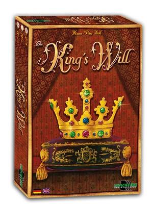 The Kings Will (engl./deutsch)