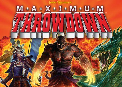 Maximum Throwdown