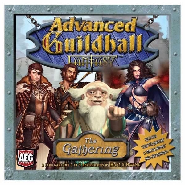 Guild Hall Fantasy: The Gathering (engl.)
