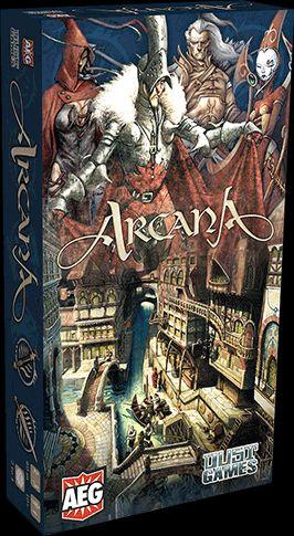 Arcana (engl.)