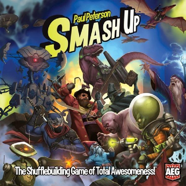 Smash Up! (engl.)