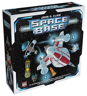 Space Base (deutsch)
