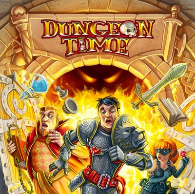 Dungeon Time (engl.)