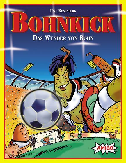 Bohnanza - Bohnkick