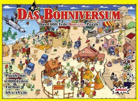 Bohnanza - Das Bohniversum