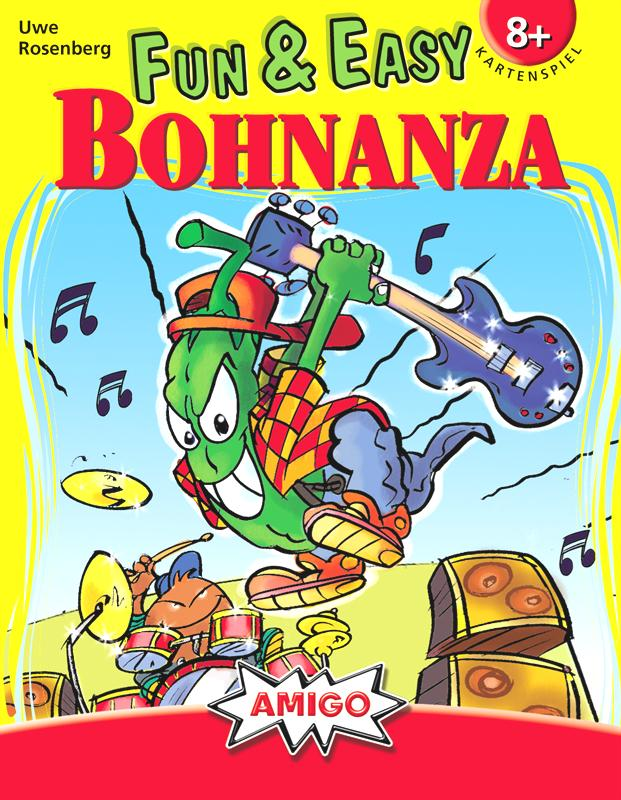 Bohnanza Fun & Easy