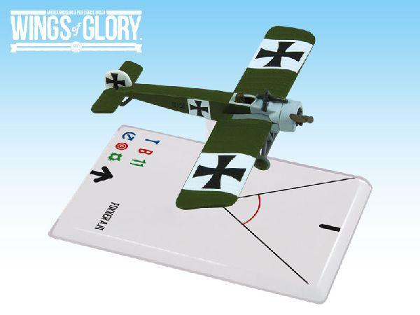 Wings of Glory WW1: Fokker A.lll (Hauptzmayer)