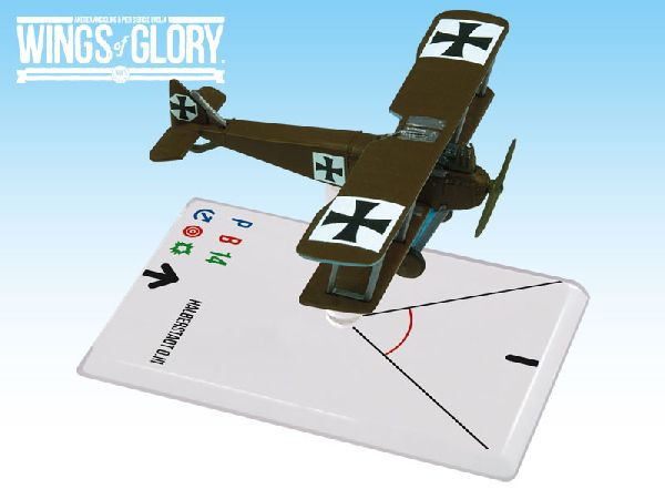 Wings of Glory WW1: Halberstadt D.lll (Luftstre...