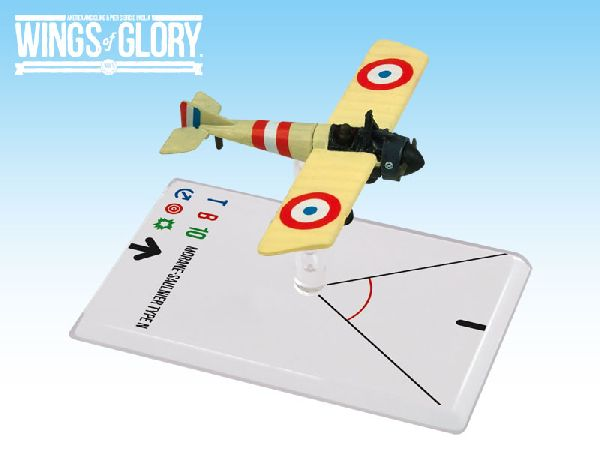 Wings of Glory WW1: Morane-Saulnier Type N (Cha...
