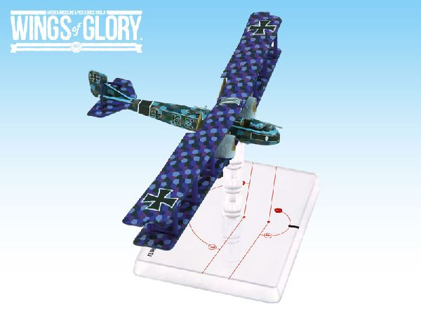 Wings of Glory WW1: Gotha G.V (Von Kroff)