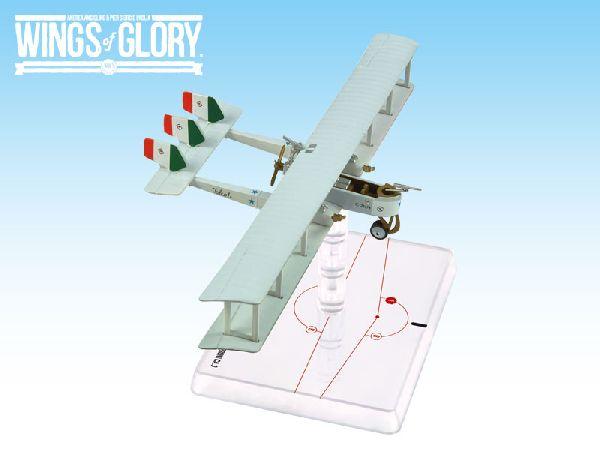 Wings of Glory WW1: Caproni CA.3 (Buttini)