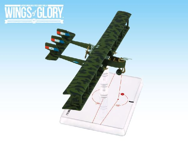 Wings of Glory WW1: Caporni CA.3 (Cep 115)