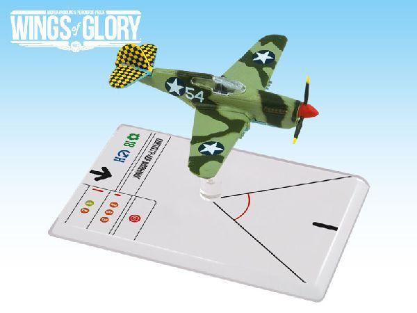 Wings of Glory WW2: Curtiss P-40F Warhawk (Lott)