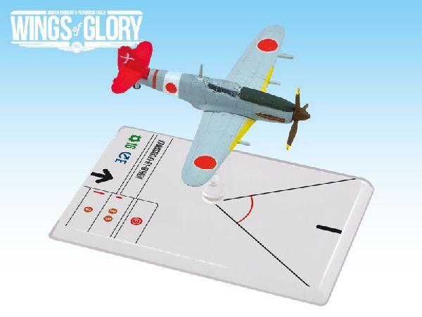 Wings of Glory WW2: Kawasaki KI-61-IB (Nakano)