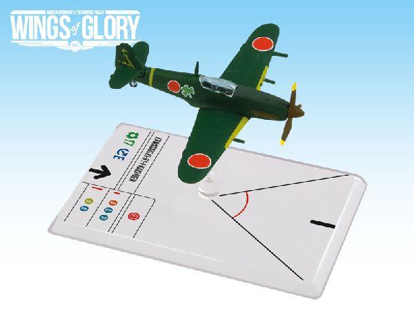 Wings of Glory WW2: Kawasaki KI-61-I-KAID (Ichi...