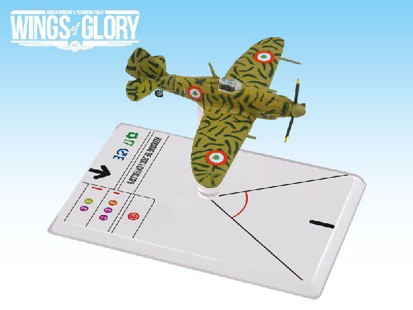 Wings of Glory WW2: Reggiane RE.20012 CN Falco ...