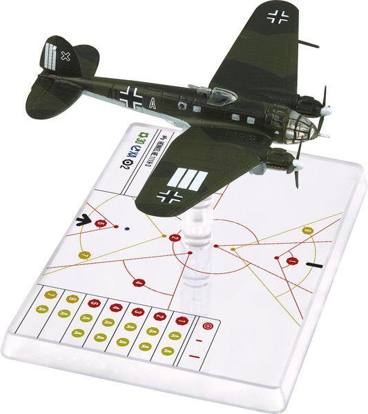 Wings of Glory WW2: Heinkel He.111 H-3 (Stab./KG53)