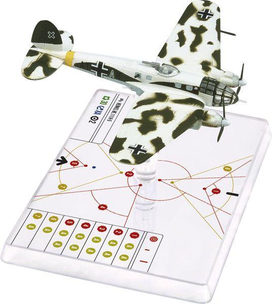 Wings of Glory WW2: Heinkel He.111 H-5 (1./KG53)