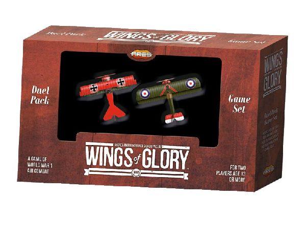 Wings of Glory WW1: Duel Pack Fokker Dr.I vs. So