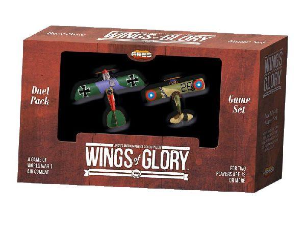 Wings of Glory WW1: Duel Pack Albatros D.VA vs S