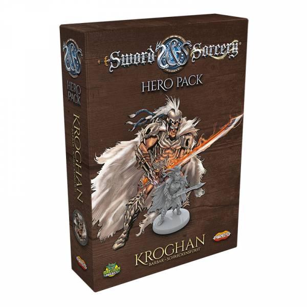Sword & Sorcery - Kroghan (Erw.)