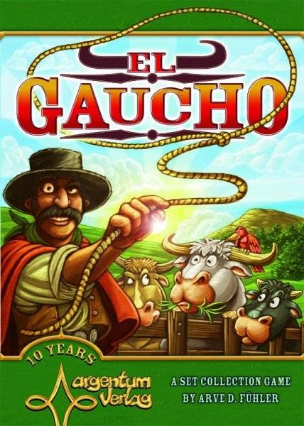El Gaucho (engl.)