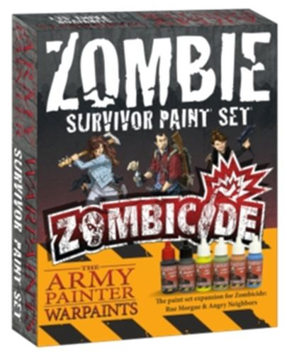 Army Painter: Zombicide Survivor Paint Set