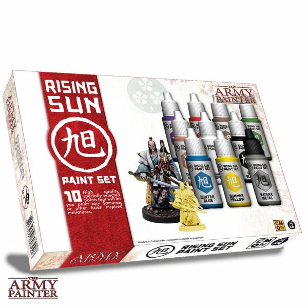 Army Painter - Rising Sun Paint Set (Erw.)
