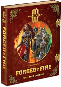 Mage Wars: Forged in Fire (Exp.) (engl.)