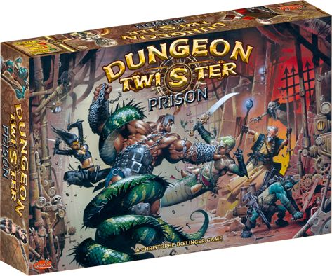 Dungeon Twister 2 - Prison (engl.)