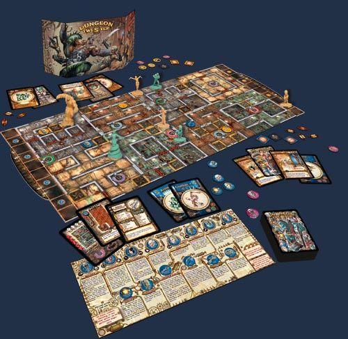 dungeons and dragons brettspiel deutsch