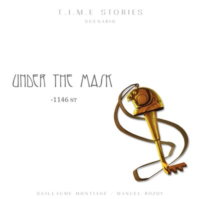 Time Stories: Under the Mask (Exp.) (engl.)