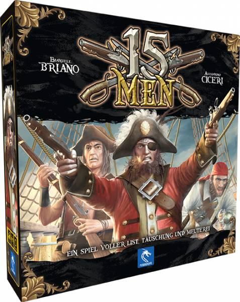 15 Men (deutsch)