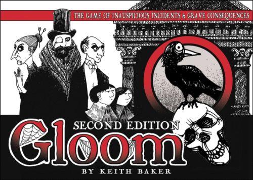 Gloom, 2nd Edition (engl.)