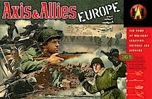 Axis & Allies Europe (engl.)