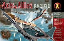 Axis & Allies Pacific (engl.)