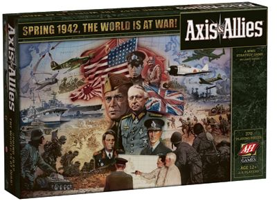 Axis & Allies - Neuauflage (Revised Edition) (engl.)