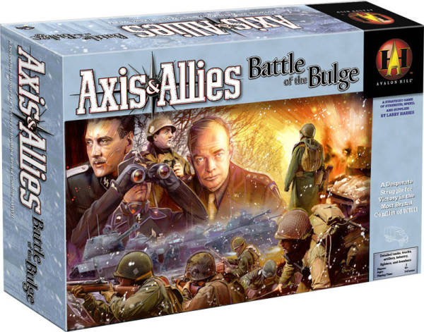 Axis & Allies - Battle of the Bulge (engl.)