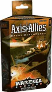 Axis & Allies War at Seas Booster (engl.)